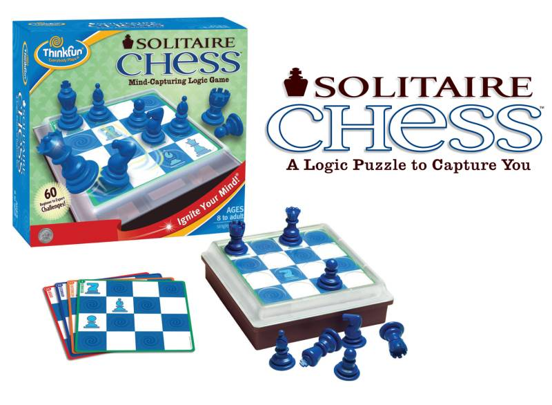 Solitaire Chess - ThinkFun