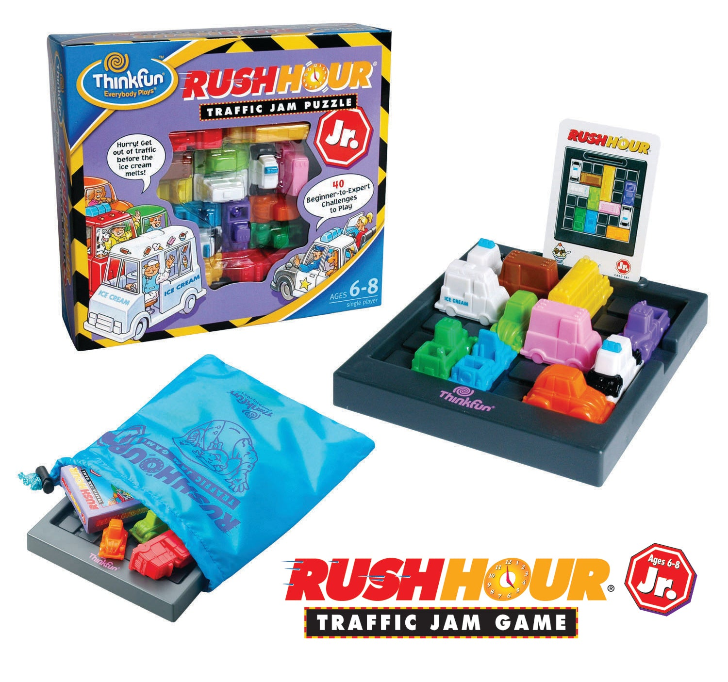 Rush Hour Jr - ThinkFun