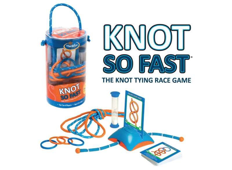 Knot So Fast ThinkFun