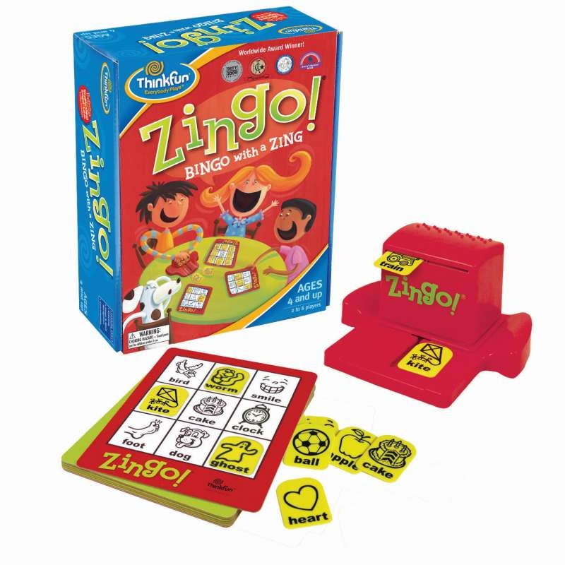 Zingo! - ThinkFun