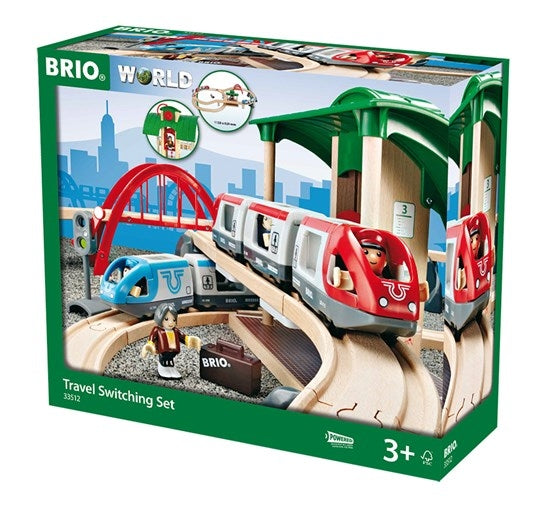 Travel Switching Set - Brio