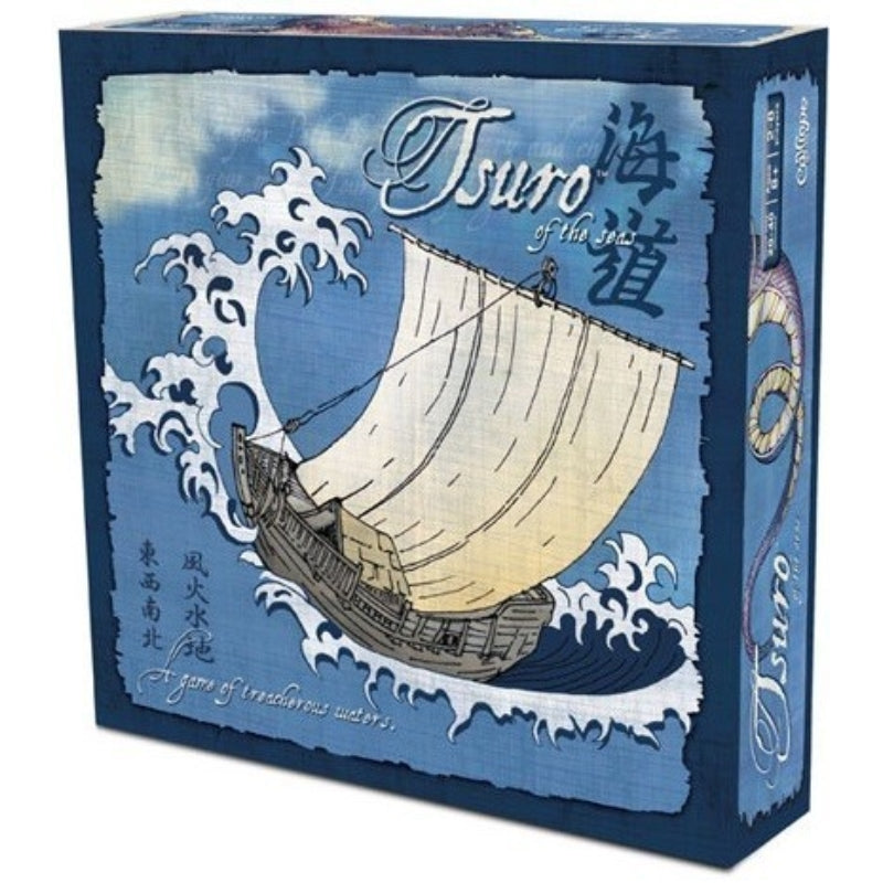 Tsuro of the Seas - Calliope Games