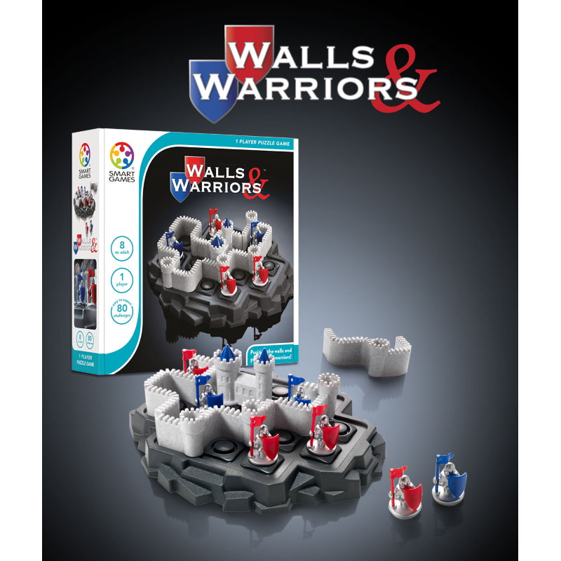 Walls and Warriors - Smart Games
