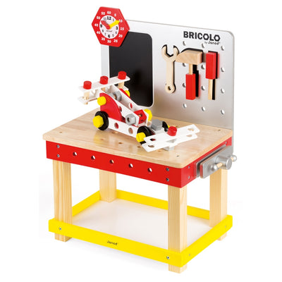 Bricolo DIY Giant Magnetic Workbench - Janod