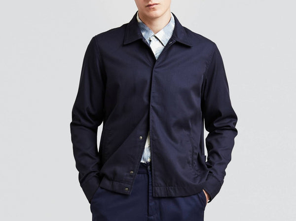 Levi's® Made & Crafted® Peskowitz Short Jacket 398280000 navy