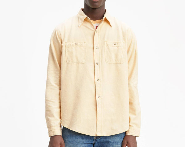 LEVI'S® VINTAGE CLOTHING Deluxe Shirt Cream 599810001