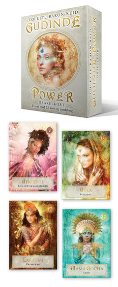 Gudinde Power Oracle Card