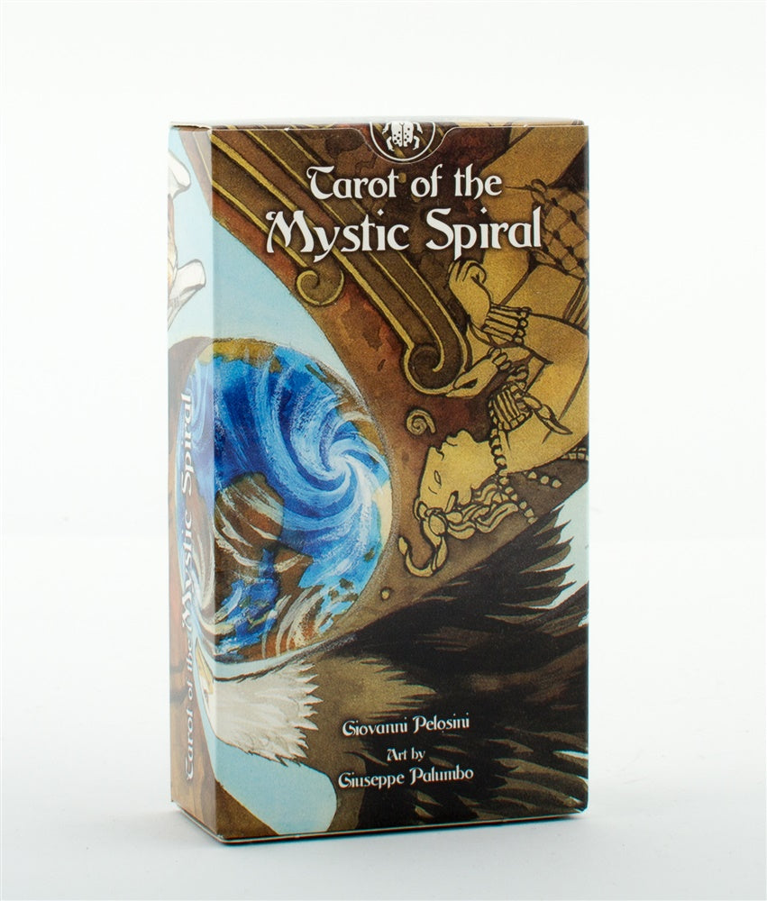 Tarot of the Mystic Spiral