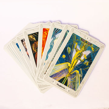 Crowley Tarot ABC SET