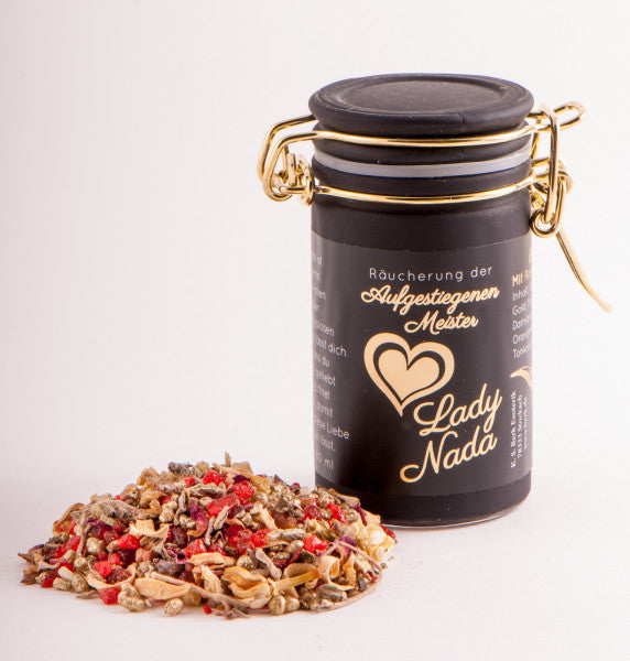 Lady Nada - Ascended Masters Burning Blend