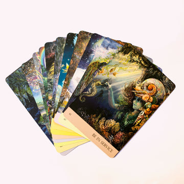 Nature's Whisper Oracle Cards