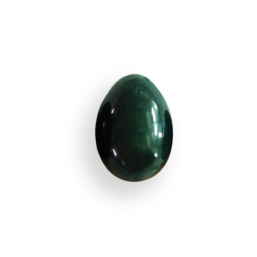 Nephrite Jade Yoni Egg  - Small