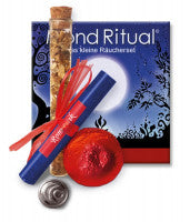 Moon Ritual Incense Set- Romance