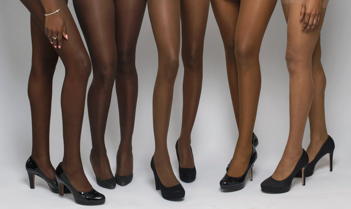 How to choose the right Tights for your Legs - By Renee Ekpe