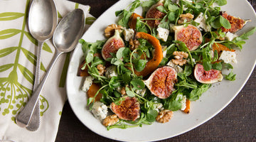 Sweet & tangy fig salad