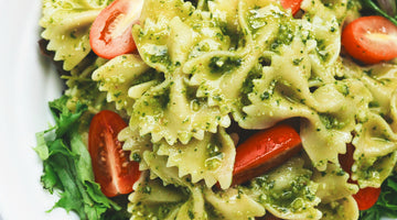 Avocado Oil Pesto Pasta