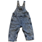 Vintage OshKosh Acid Wash Overalls