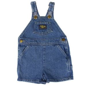 Vintage Baby B'Gosh Denim Shortalls 12M