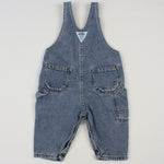 Vintage OshKosh Light Wash Denim Overalls