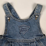 Vintage Guess Overalls 18M