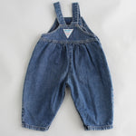 Vintage OshKosh Bubble Overalls 6/9M