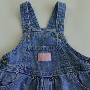 Vintage Baby B'Gosh Bubble Overalls