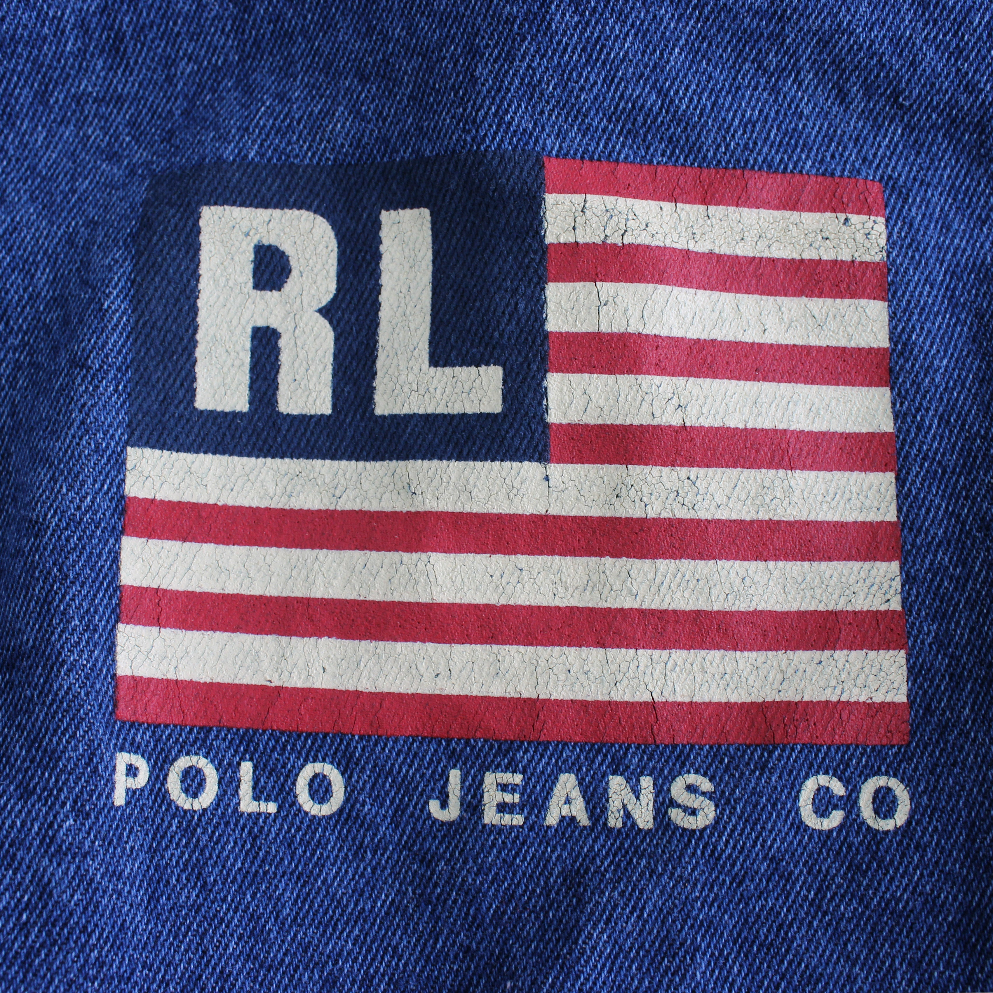 Vintage Ralph Lauren Denim Jacket