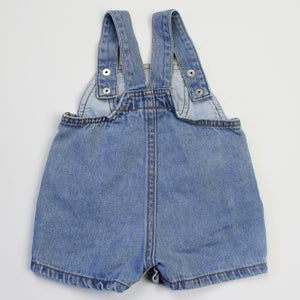 Vintage Guess Denim Shortalls