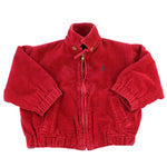 Vintage Ralph Lauren Red Corduroy Lined Jacket