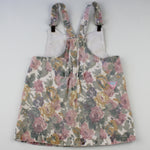 Rare Vintage Guess Floral Denim Dress