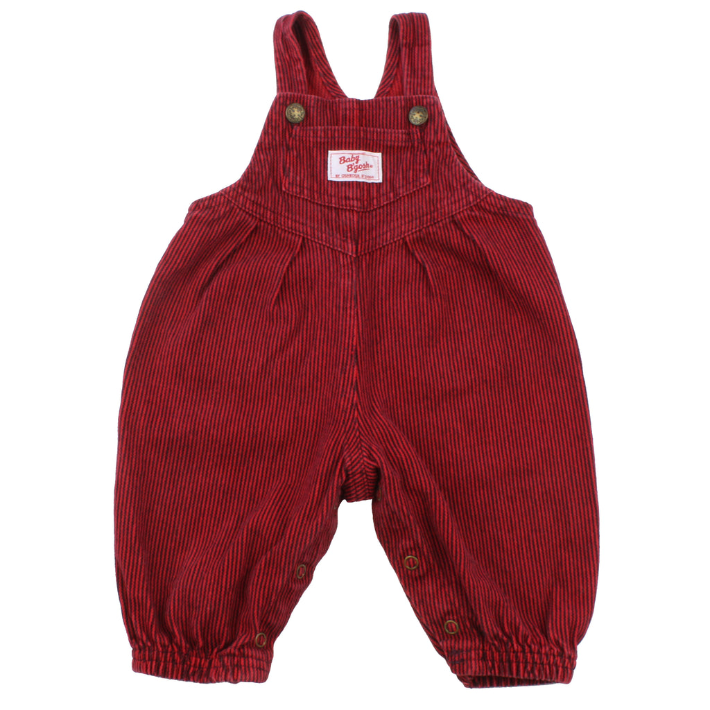 Vintage Baby B'Gosh Denim Bubble Overalls