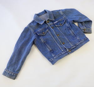 Vintage Guess Kids Denim Jacket
