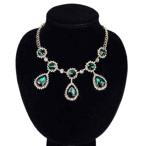 Green Emi Necklace