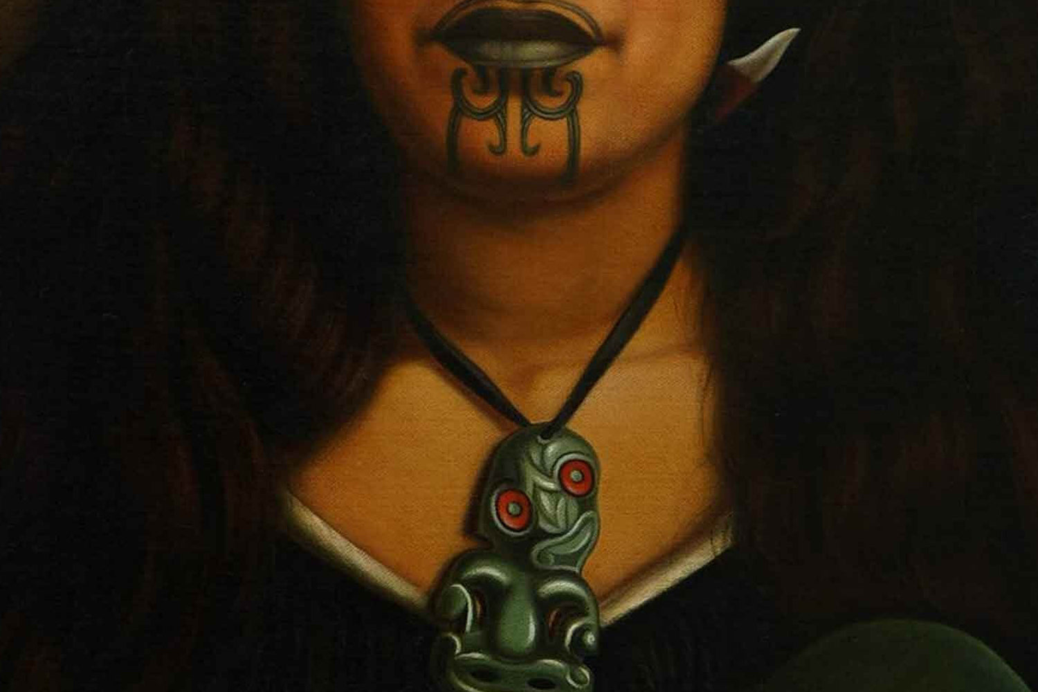 Maori necklace designs and the importance of jade to Maori culture
