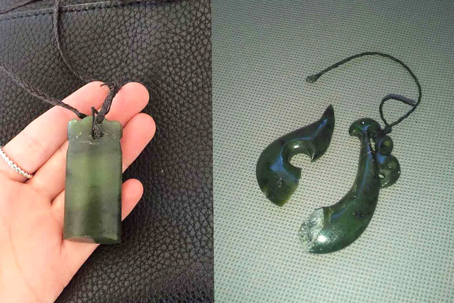 Is your jade necklace broken? These are your options