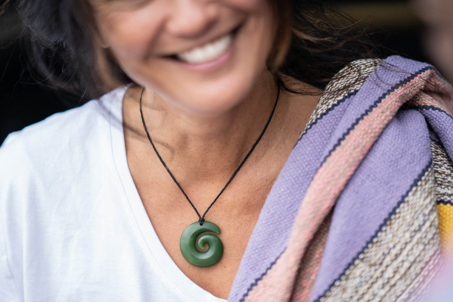 Jade and Greenstone (pounamu) necklaces and pendants