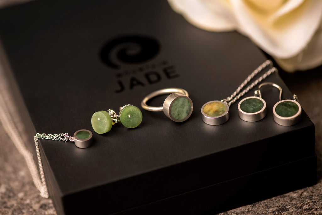 small greenstone jewellery