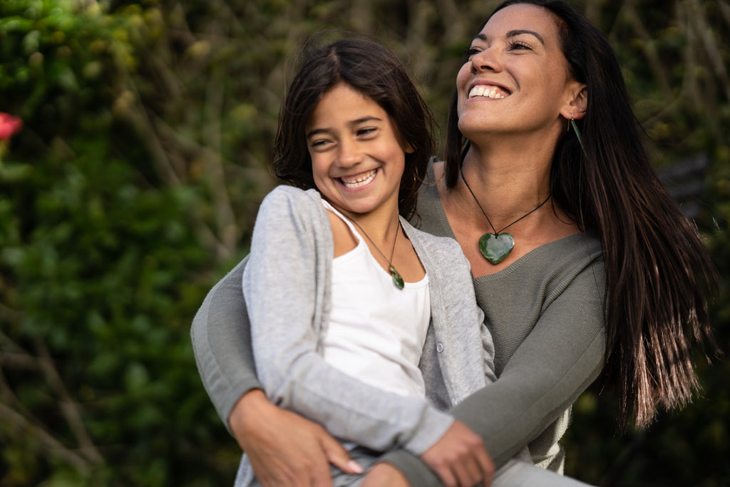 greenstone gifts for mum and daughters