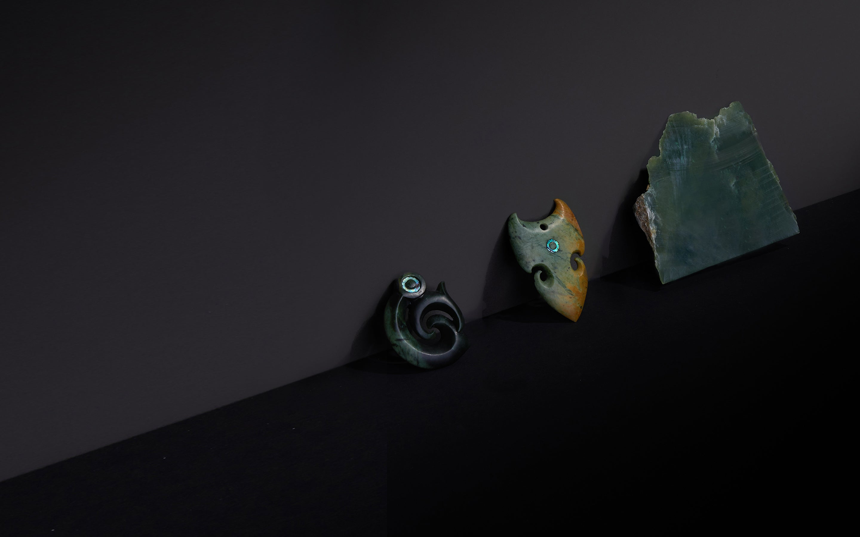Mountain Jade - Beautiful Authentic Greenstone Jewellery by