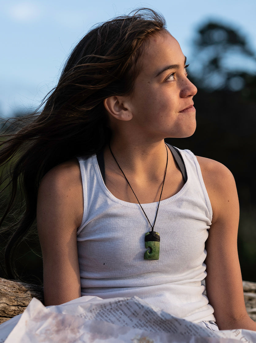 Jade and Greenstone (pounamu), for kids
