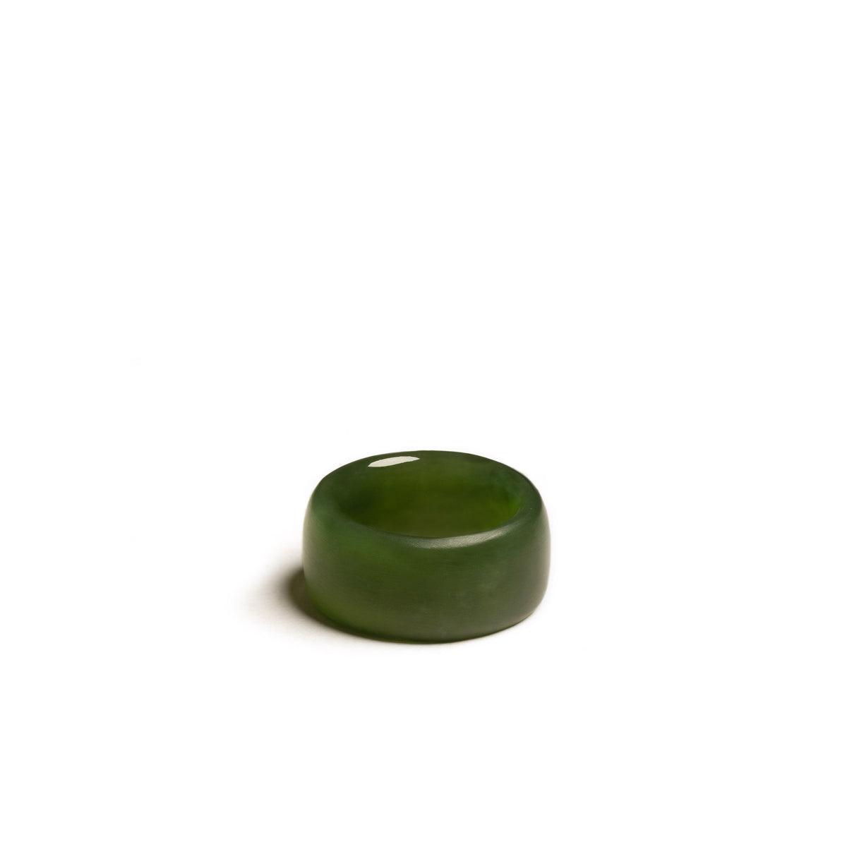 New Zealand Pounamu / Q - 18mm