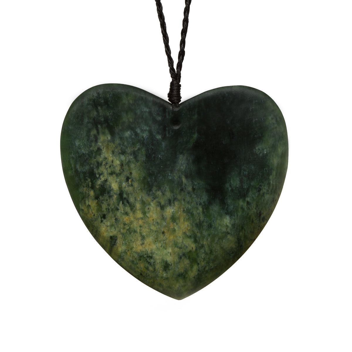 62mm x 65mm / New Zealand Pounamu // AKAHP498P-1
