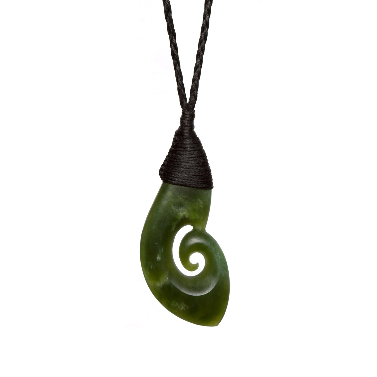 52mm x 25mm / New Zealand Pounamu // AKAKOHK298P-2