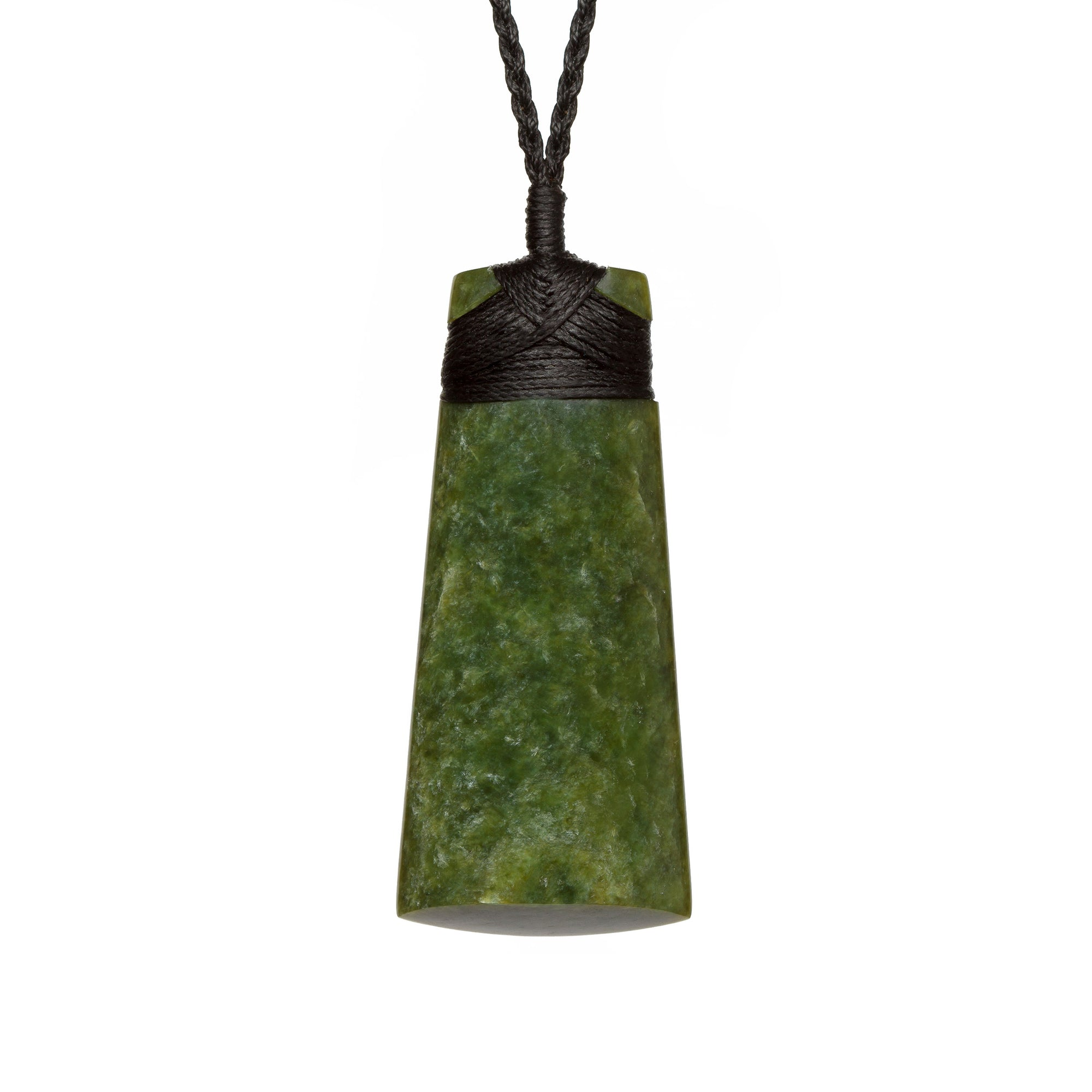 New Zealand Pounamu Polished Toki