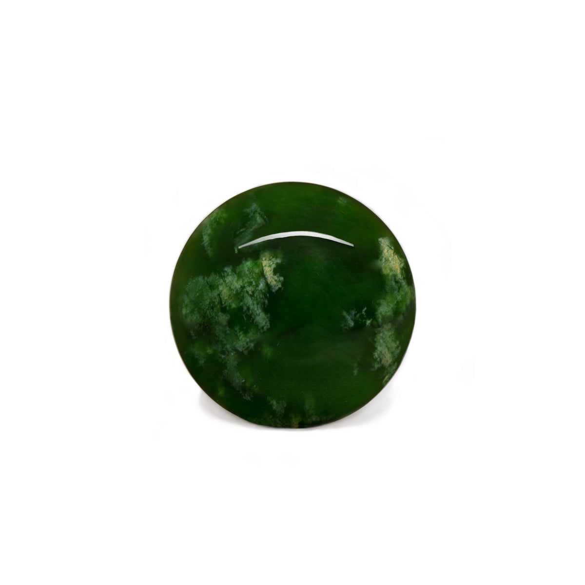 N - 36mm / New Zealand Pounamu // JD2019-7