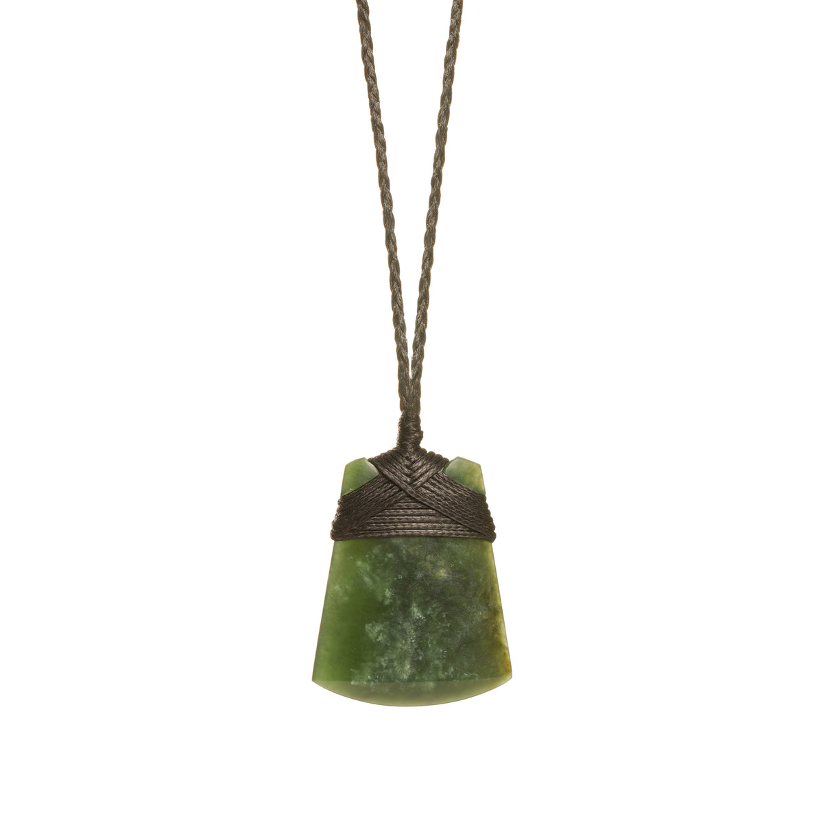 New Zealand Pounamu // JSTO198P-4 / 35mm x 30mm