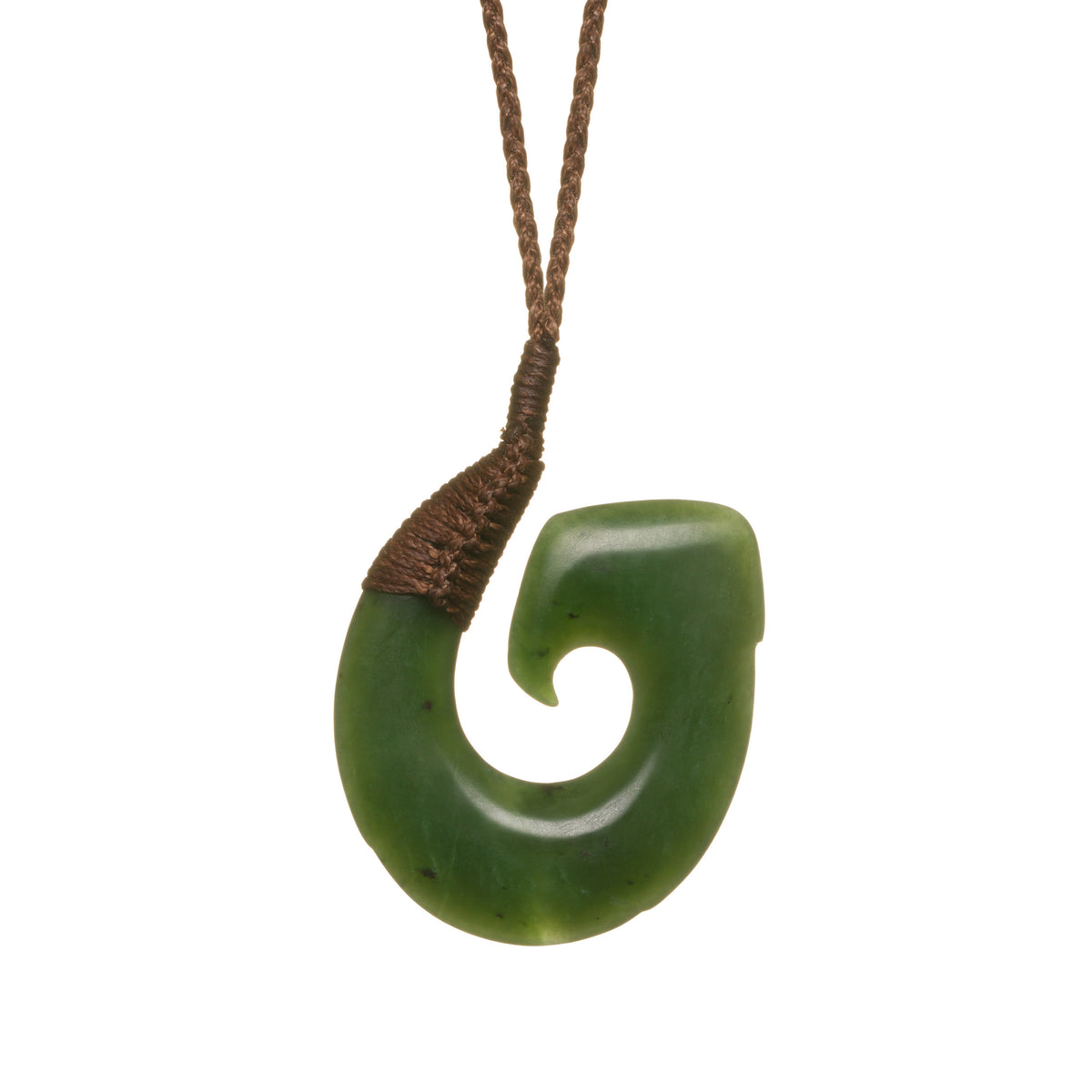 New Zealand Pounamu / 45mm x 35mm