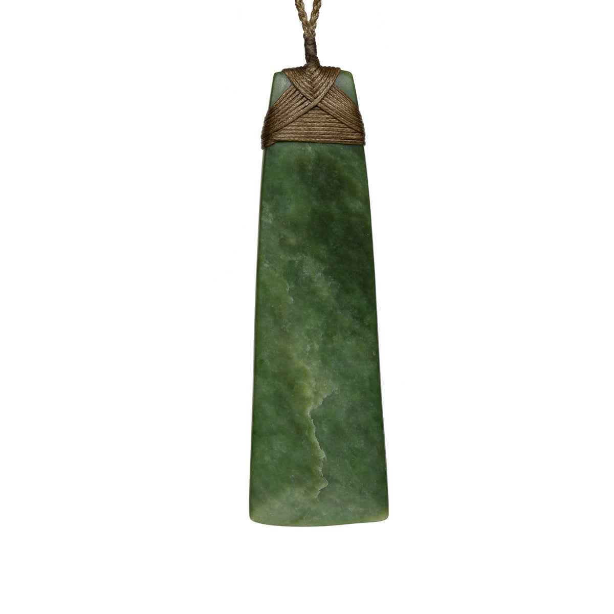 115mm x 30mm / New Zealand Pounamu // RMTO798P