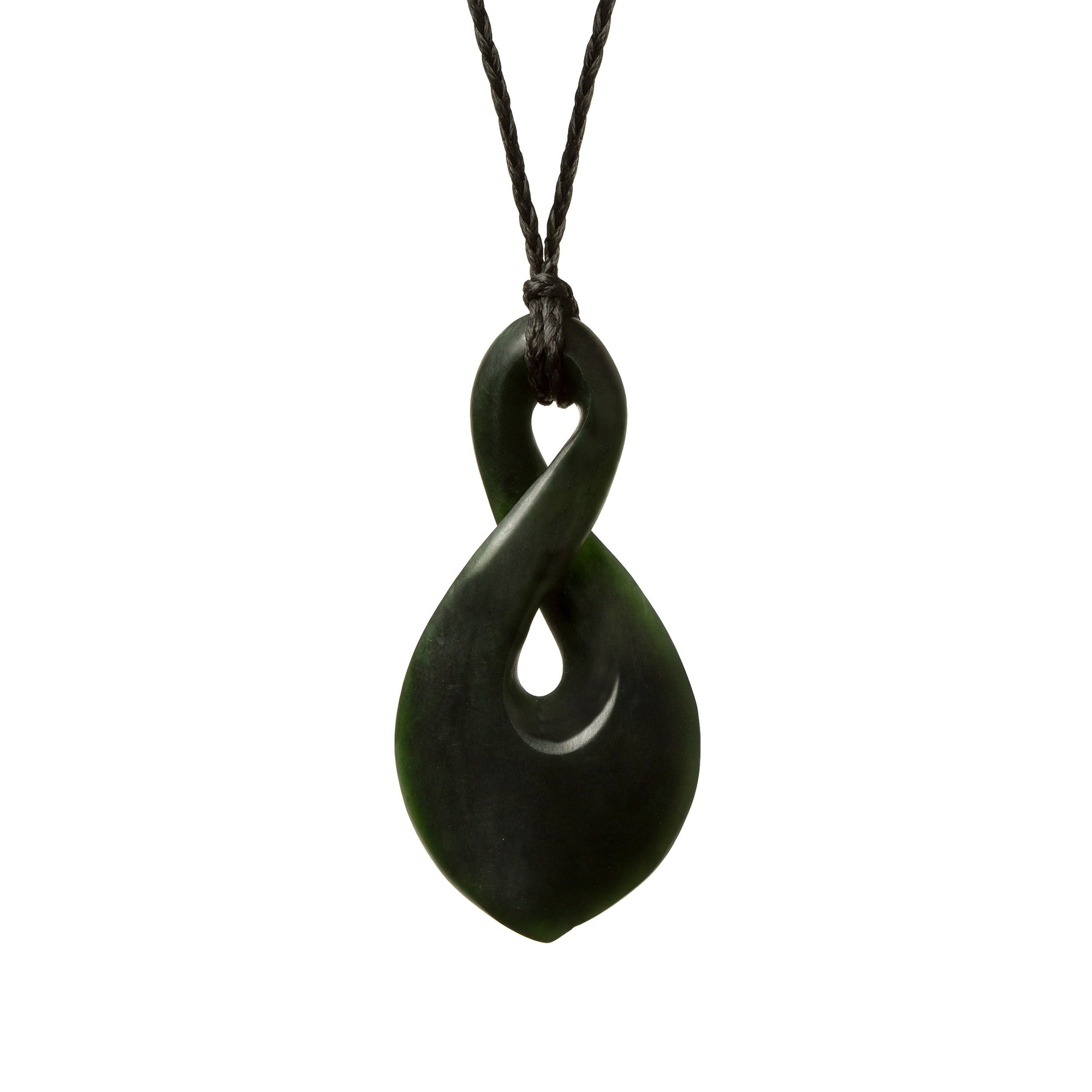 New Zealand Jade Dark Green Single Twist