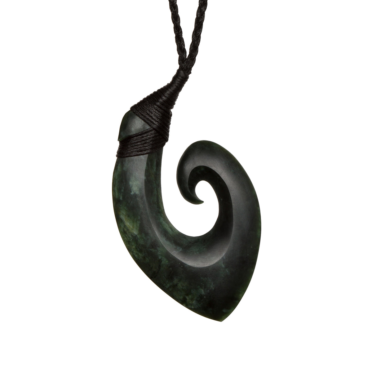 65mm x 38mm / New Zealand Pounamu // TAMAHK448P-B-2